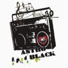 Astro Black - Master Blaster by KISSmyBLAKarts