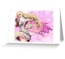 Moment of Victory Greeting Card