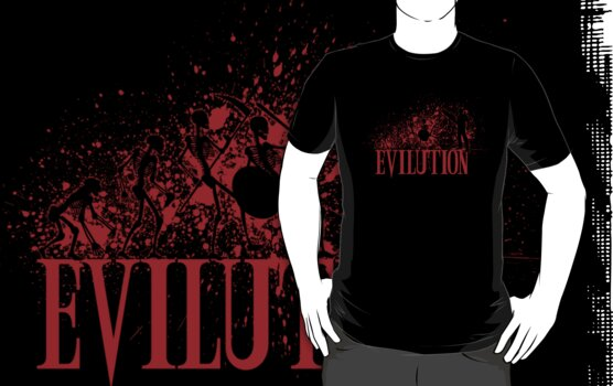 Evilution by ikado
