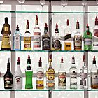 Alcohol Bar by Stephen Mitchell