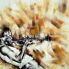 Miles  Davis I by Franko Camue