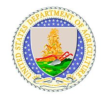 United States Department Of Agriculture Seal by boogeyman