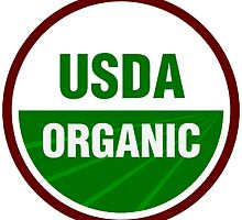 United States Department Of Agriculture Organic Certificate by boogeyman