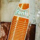 Vintage Retro Fanta Ad by jamjarphotos