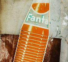 Vintage Retro Fanta Ad by jamjarphotos