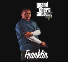 Gta 5 - Franklin by blckstrps29
