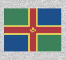 Lincolnshire County Flag by cadellin