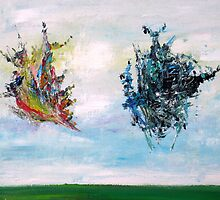 UNIDENTIFIED FLYING OBJECTS by lautir