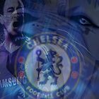 Chelsea Poster by Dragonz