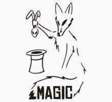 Fox Magic by Brandfuchs