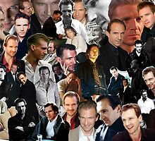 A Fiennes Collage by sophiestormborn