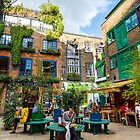 Neal's Yard by Mattia  Bicchi Photography