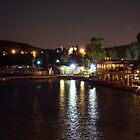 Night landscape  by akiGR