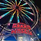 Ferris Wheel by AshMik6