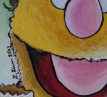 Fozzie, Fourth Doctor Sticker