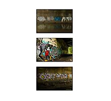 Graffiti Collection Photographic Print