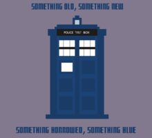 Tardis  by innercoma