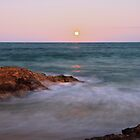 Full Moon Colours  by Nickie