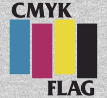CMKY FLAG by heywdindstries