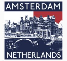 Amsterdam Netherlands by TravelShop