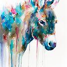 Donkey by Slaveika Aladjova