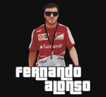 Alonso GTA Style by Tetura