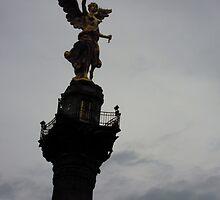 Ángel de la independencia - México DF by jepramania