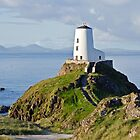 Twr Mawr lighthouse  by Paul Spear