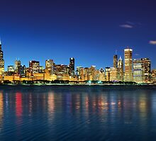 THE ASTONISHING CHICAGO BUILDING ARCHITECTURE by Steve Ivanov
