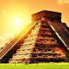 Chichen Itza - Mexico by Steve Ivanov