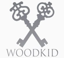 Keys of Woodkid (Grey) by santilopez