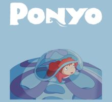 Ponyo by DragonsKing