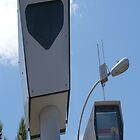 Red light Camera in Arizona by Matt Molleur
