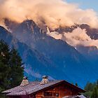 The Alpine House by MIRCEA COSTINA