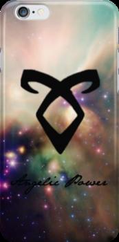 The mortal instruments : Shadowhunter rune - Angelic Power by venussabetkar