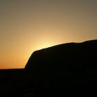 Uluru by Bob Hardy