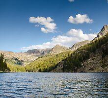 Lake Verna - Rocky Mountain National Park, Colorado by Jason Heritage