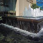 Crown Center  by John  Kapusta