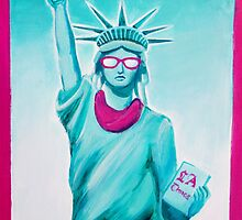 Life, Liberty, and the Pursuit of Being a Hipster by rebeccagambino