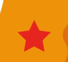 Dragon Ball 1 star Sticker