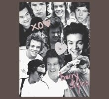 Harry Styles Collage. by ohmermaids
