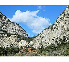 Colorado Sky Photographic Print