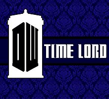 Doctor Who- Time Lord by MinxMacabre