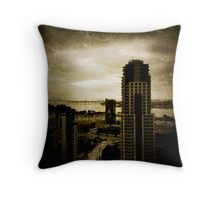 3636 Urban Throw Pillow