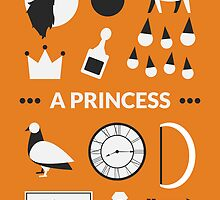 Once Upon A Time - A Princess by Redel Bautista