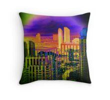 3614 Urban Throw Pillow