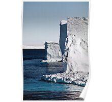 Drygalski Ice Tonque, Antarctica Poster