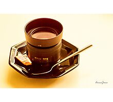 Photographer's Cuppa Photographic Print