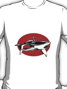 Shark Attacking T-Shirt