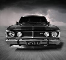 Ford 351 GT Falcon by Keith Hawley